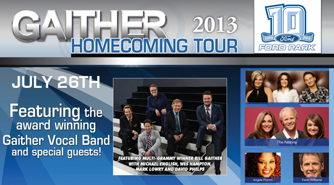 Gaither Homecoming Tour